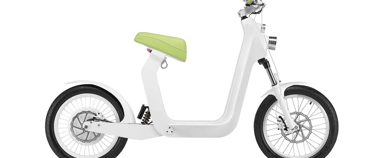 Xkuty: De eerste E-scooter ter wereld die aangestuurd wordt door je iPhone