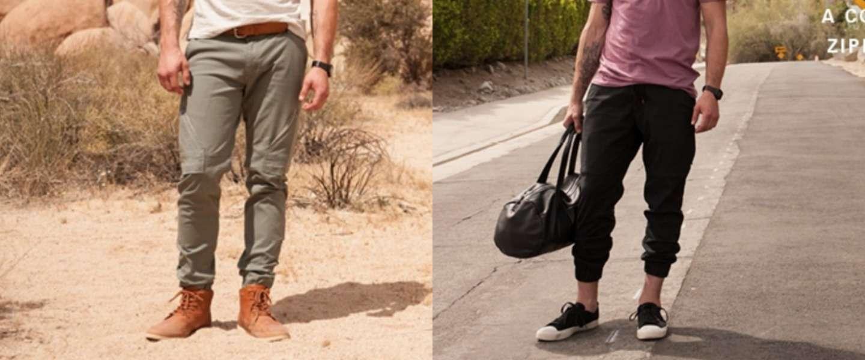 Deze handige broek is ideaal voor de zomer