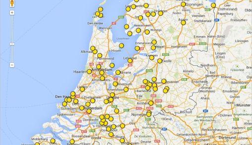 10 fotogenieke plekken van Amsterdam volgens Nikon Spots