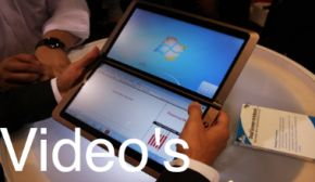 10 Tablet Hands-on Video's