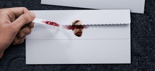 13th Street Horror Briefpapier!!