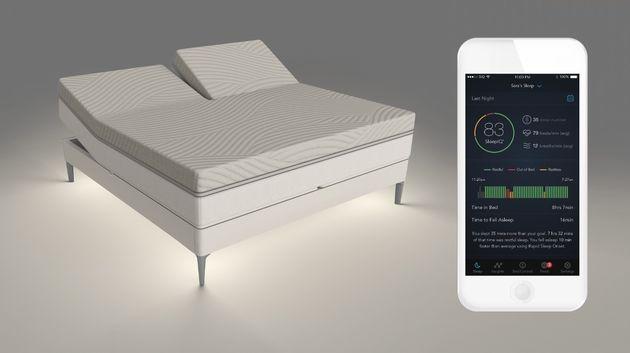 360-smart-bed