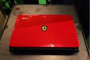 Acer lanceert Ferrari One NetBook