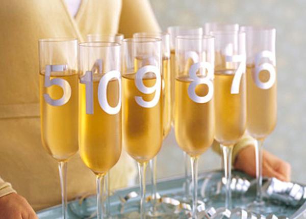 Aftel-champagneglazen