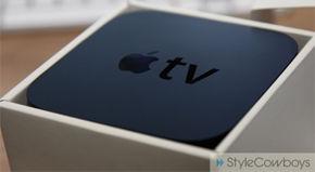 Al bijna 1 miljoen Apple TV's verkocht