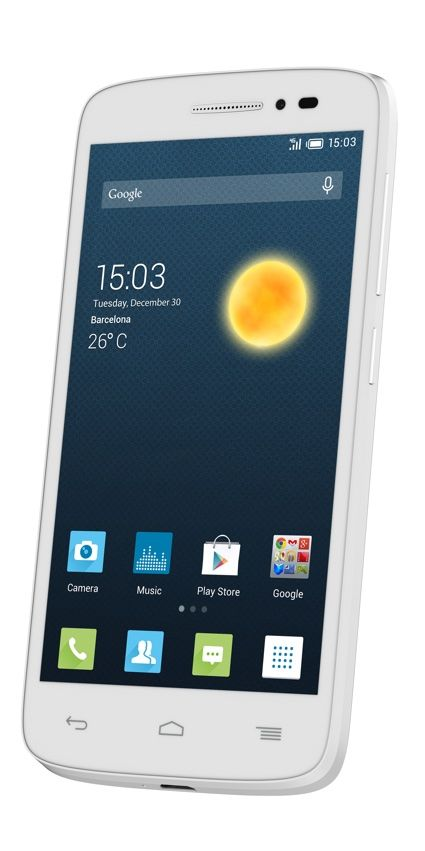 ALCATEL ONETOUCH POP 2 (4.5) White