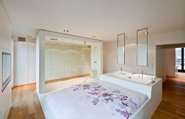 Bad Slaapkamer Ineen : Bijzonder: deze ruimte is een slaapkamer ...