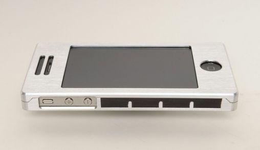 Aluminium hoes voor je iPhone 4 of 4S