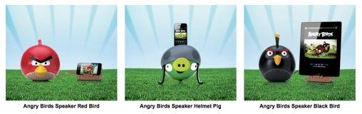 Angry Birds gaan nog meer Kabaal maken