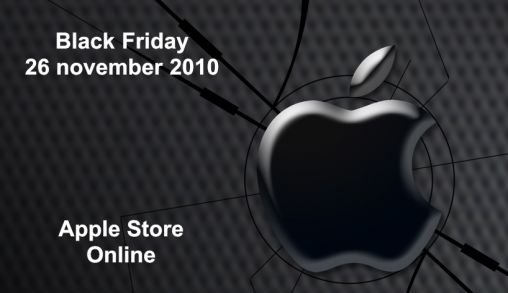 Apple Black Friday Nederland
