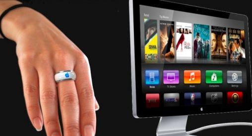 Apple iRing voor bediening Apple Televisie
