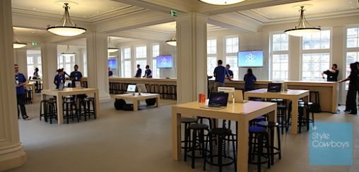 Apple Store Nederland 1021