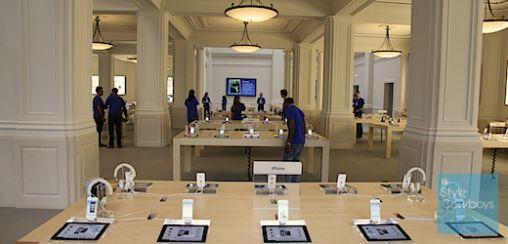 Apple Store Nederland 106