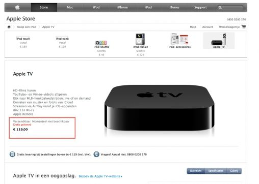 Apple TV 119