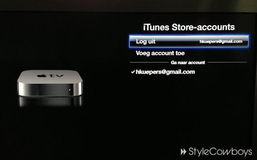 Apple TV update 346