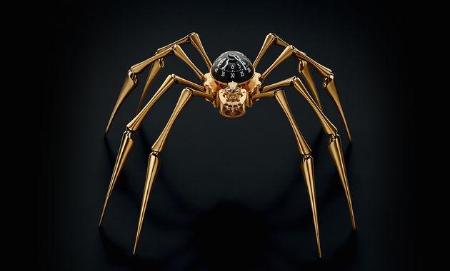 Arachnophobia-Goud