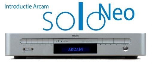 Arcam introduceert nieuwe Netwerkspeler Solo Neo