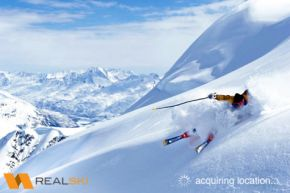 Augmented Reality tijdens Skiën