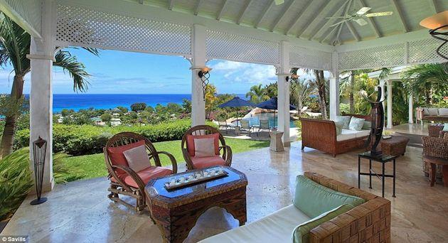 Barbados-villa