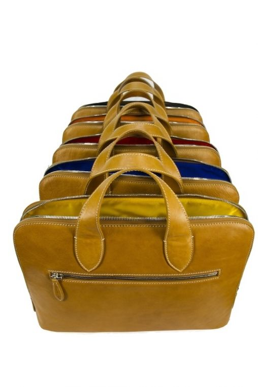 Basics in Style Bespoke bag 2 mb colors