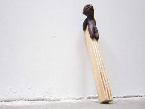 beeld met hout1