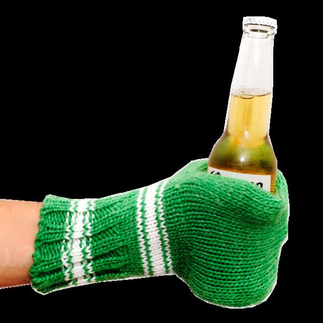 Bierwanten-groen