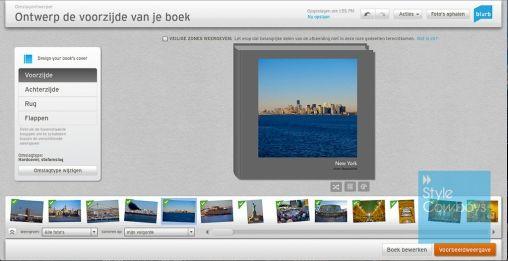 Blurb Bookify-ontwerp