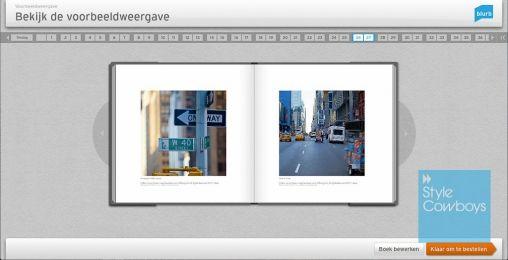 Blurb Bookify-voorbeeld