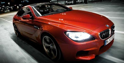 BMW M6 Coupé op Verlanglijstje