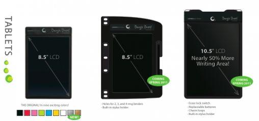 Boogie Board digitaal kladblok