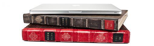 BookBook een MacBoek in Style