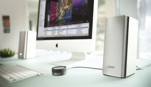 Bose introduceert Companion 20 multimedia-luidsprekersysteem