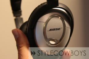 Bose Quietcomfort 15 Hoofdtelefoon