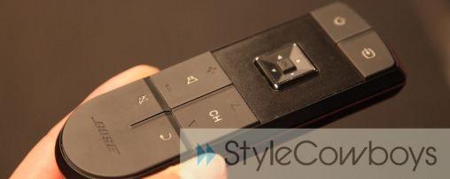 Bose VideoWave Clickpad-Afstandsbediening
