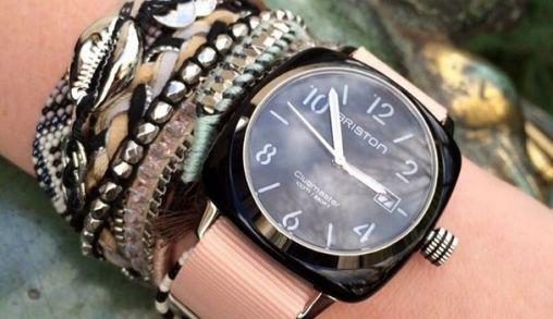 BRISTON: sport chique horloges met veel oog voor detail