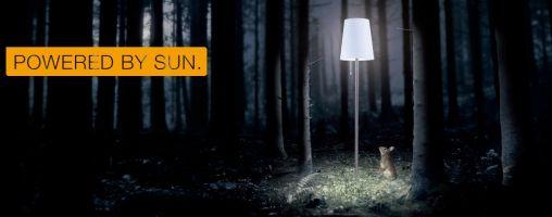 Buitenverlichting zonder snoeren