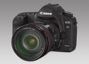 Canon 5D Mark II firmware krijgt 25bps video