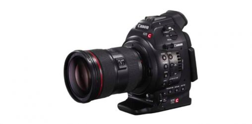 Canon EOS C1001