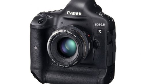 Canon presenteert EOS-1D X