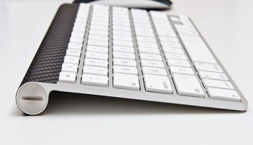 Carbon Fiber voor je Apple gear