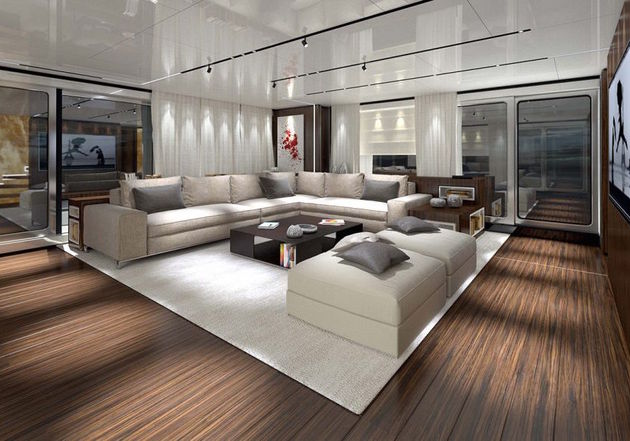 Central-room-in-the-yacht