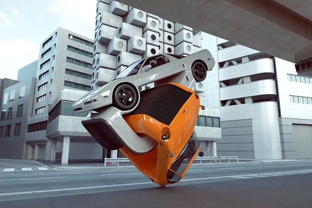 chris-labrooys-twisted-automobile-art1