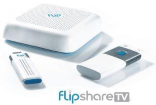 Cisco Brengt Flip-Clips Draadloos naar TV