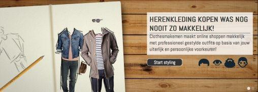 ClothesMakeMen: voor mannen die niet van shoppen houden