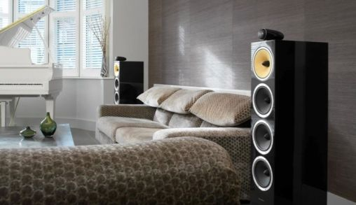 CM10 top speaker van Bowers & Wilkins