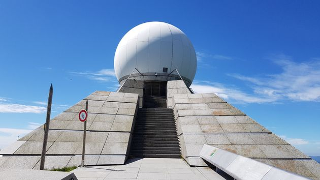 Col du Grand Ballon_weerstation