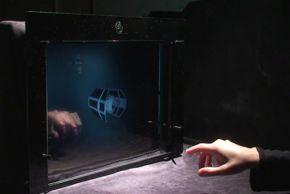 Computer Bedienen via 3D Bewegingen