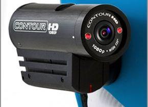 ContourGPS handsfree fullHD videocamera met GPS