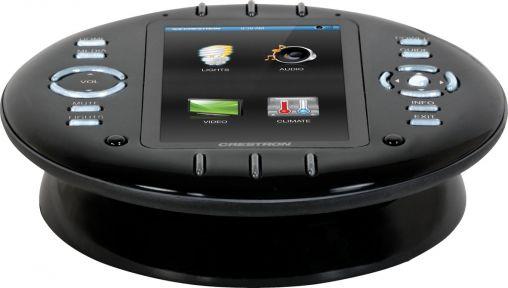 Crestron komt met nieuw Touchpanel/afstandsbediening UFO-4ER
