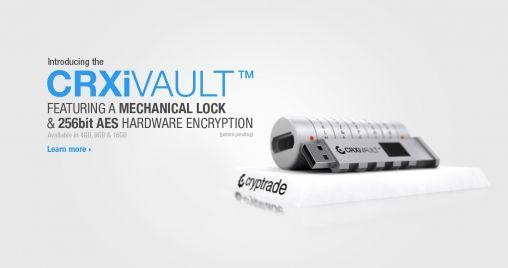 Crypteks USB-stick 4